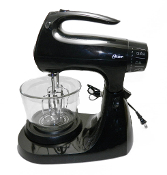 Oster Stand Mixer Model 2366 - Black