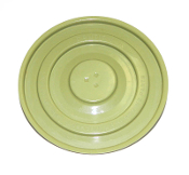 Sunbeam Mixmaster Turntable Fits 1-7A, MMB, etc... - Avocado Green.
