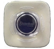 White Jar Lid and Center Cap for Oster & Osterizer Blenders