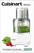 Cuisinart DFP-11 Food Processor Manual (Download)