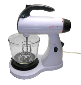 Sunbeam Mixmaster Model 2395 Stand Mixer - White