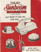 Mixmaster Hand Mixer Manual (Download)