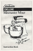Mixmaster Models 01930 thru 01960 Manual Download
