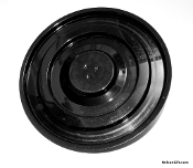 Sunbeam Mixmaster Turntable Fits 1-7A, MMB, etc... - Black