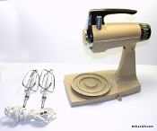 Sunbeam Mixmaster Model MMA Restored - Beige